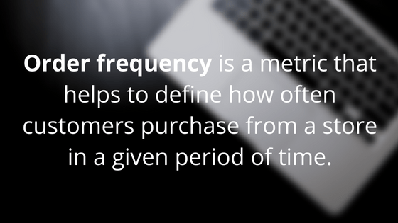 order-frequency