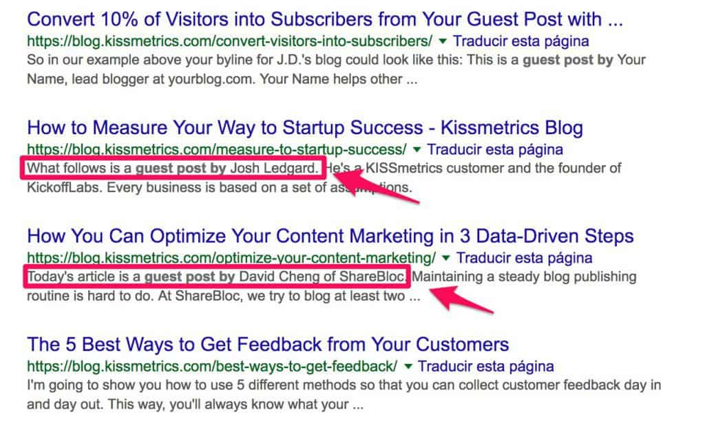 kissmetrics guest post