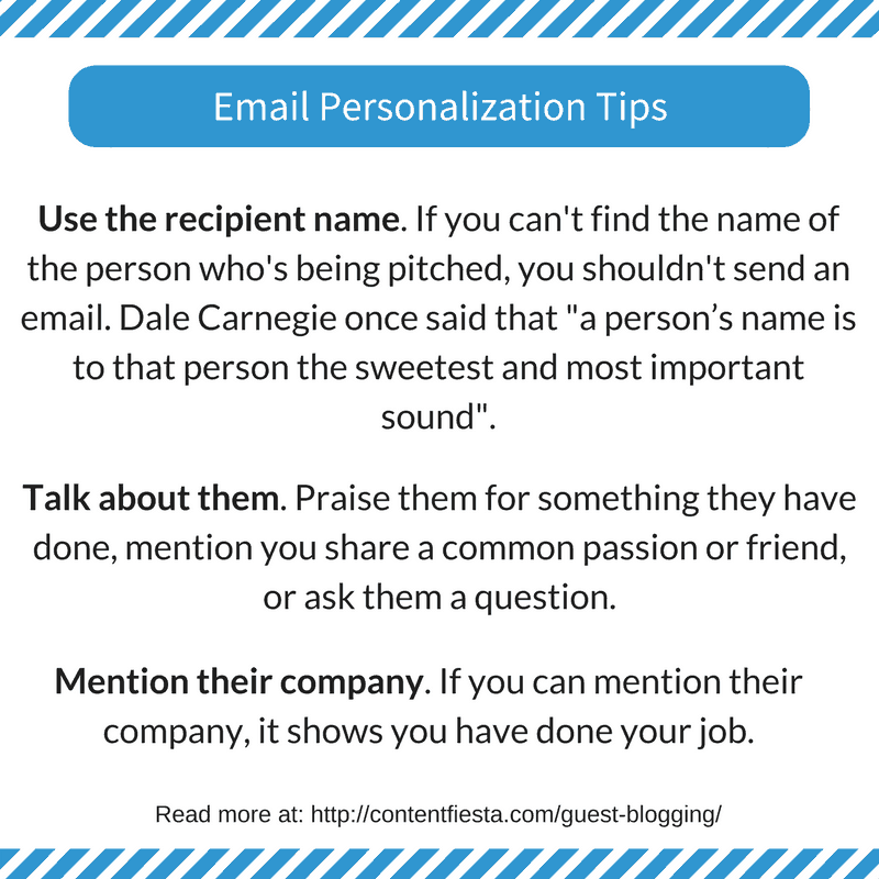 EmailPersonalizationTips
