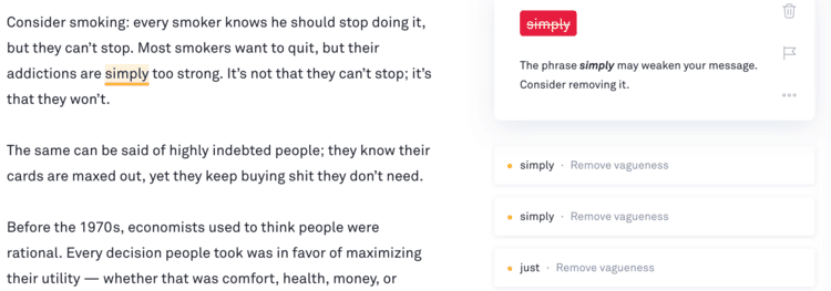 grammarly write better