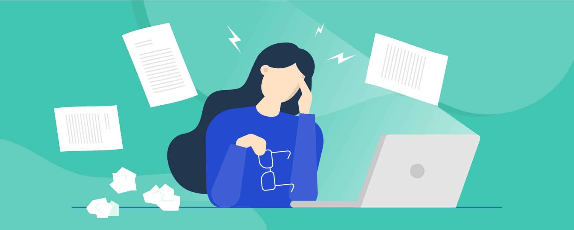 Suffering from Writing Anxiety? Here Are 7 Solutions You Can Try Today